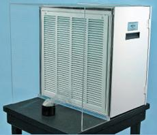 984 Clean Air Station Ductless Air Cleaner For Work